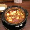 kariyamachitoragen - 料理写真:土鍋麻婆豆腐