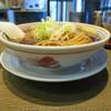 丸 中華そば - 料理写真:中華そば(細麺)