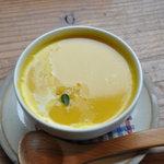 手作りパンカフェ・ピクニック - かぼちゃのスープ(350円)