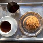 寺崎コーヒー - 料理写真:コーヒー入れました♪