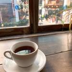 寺崎コーヒー - 本日のドリップコーヒーKamwangiをオシャレに撮影①