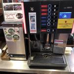 ビッグボーイ - コーヒーマシン。