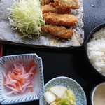長岡市場食堂 - 料理写真:
