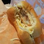 マクドナルド - グラコロも食べましたよ!2種類ありますが定番の方のグラコロをいただきました。冬ですね