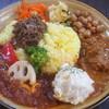 Cafe 豆うさぎ - 料理写真:スパイスの香りを食べるカレー