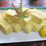 名取亭 - 出汁巻き卵