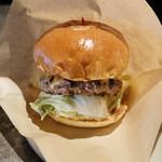 PLUSTOKYO - プラストーキョー ハンバーガー