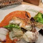 ミネット - 選べるメイン料理❤️真鱈のポワレ