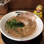 豚骨中華そば がんたれ - 料理写真:豚骨中華そば750円(税込)