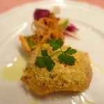 ピッツェリア・サバティーニ - 若鶏もも肉の香草パン粉ロースト