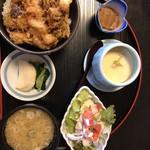 天晴 - レディース天丼