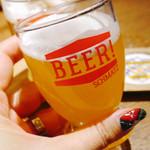 99267212 - ヴンダービア(Wunderbier)で乾杯~!
