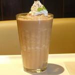 BEANUS CLOVE - カフェモカシェイク(来店時の新商品)