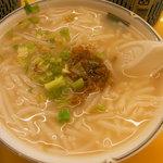 台南担仔麺 - 参考:林森北路は通化街の担仔ビーフン(汁ビーフン)