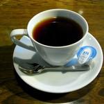 Cafe倫敦館 - モーニングセットのコーヒー