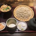 禅味 一茶庵本店 - 料理写真:菊セット