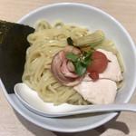 99271248 - 濃厚辛つけSOBA(大) ¥980 の麺