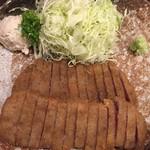 牛かつ もと村 - 料理写真: