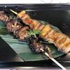 久田 - 料理写真:カマ焼と肝焼