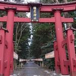 99274137 - 弥彦神社:一の鳥居♪