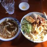 吉田のうどん 富士 - 料理写真: