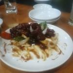 中国料理 金春新館 - 酢豚