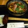 更里 - 料理写真:鴨南蛮