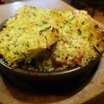 カリーナ カリーナ - 秋刀魚とじゃが芋の香草パン粉焼き
