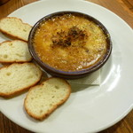 カリーナ カリーナ - 牛すじ煮込みのアジアーゴチーズグラタン