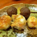 鳥料理 有明 - 軍鶏つくねと正肉