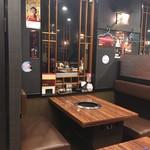 清香苑 - 店内