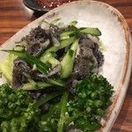 清香苑 - センマイ刺