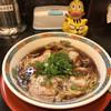 武田中華そば - 料理写真:中華そば(黒鶏醤油)  780円(税込)
