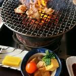 サヤ川 - 焼肉ランチABC税別1200円