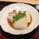 東麻布 天本 - 仙鳳趾の牡蠣