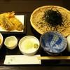 手打ち蕎麦 ほそだ - 料理写真:天ざる ¥1480