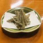 神田きくかわ - 料理写真:うなぎの骨