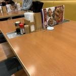 99288710 - 2018/12 うーん、前回と変わらず、卓上にある漬物が置いていないテーブルが多く、なんか前回と同様あまりよい気分じゃありません。