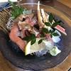 おけしょう鮮魚の海中苑 - 料理写真:カニ刺し