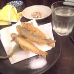 アキバの酒場 - 稚鮎天ぷら神かっ!