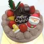 ローザンヌ - チョコ生ケーキ