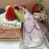 プチトリアノン - 料理写真:今回のケーキはこの3種類です♫