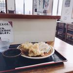 うわさの麺蔵 - 香川県まで来た感バリバリです(*≧∀≦*)