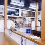 うわさの麺蔵 - 朝一番に入りました(^-^)v