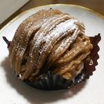 ドンレミーアウトレット - 濃厚茶栗のモンブラン