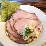 99298319 - 20181229醤油チャーシュー麺