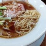 99299269 - 鶏だし醤油 麺UP