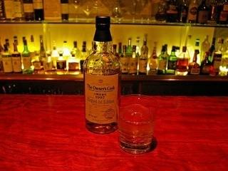 bar Jug - 山崎/1997年ヴィンテージモルトです。