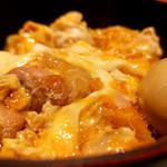 99302690 - 松風地鶏の親子丼