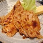 Otokohatsurai - 生姜焼き定食